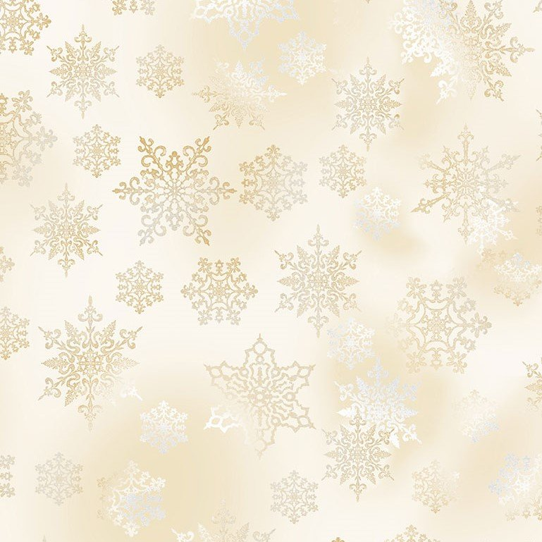 Holiday...Snowflakes Glimmer