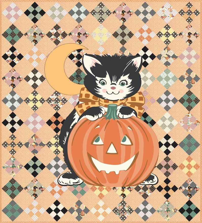 Kitty Corn...project pattern