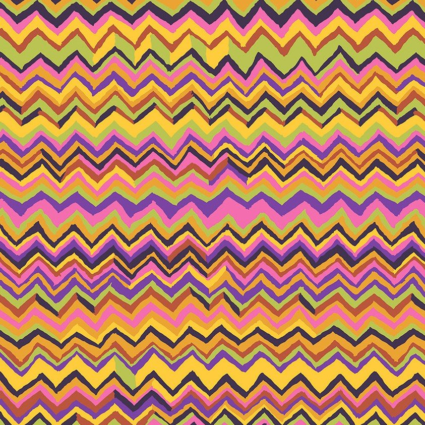 Kaffe Fassett Collective...Zig Zag Stripe  - Fat Quarter