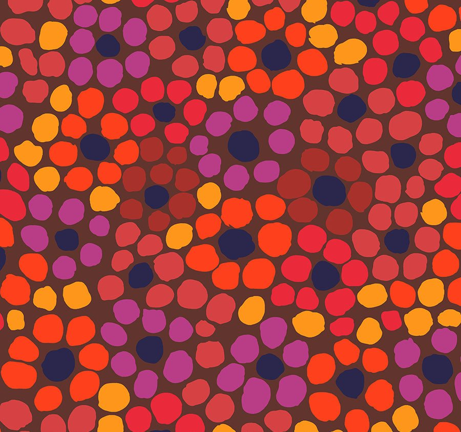 Kaffe Fassett Collective...Flower Dot