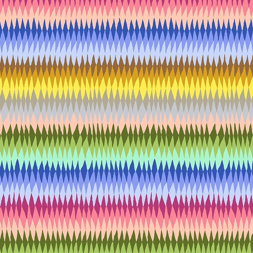 Kaffe Fassett Collective...Diamond Stripe