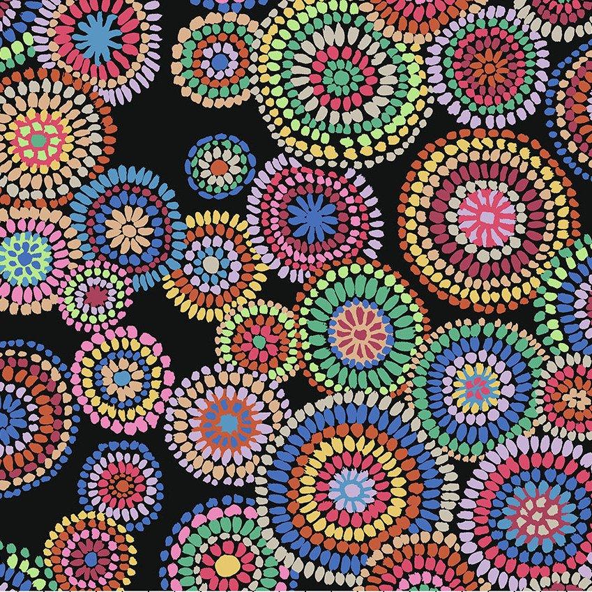 Kaffe Fassett Collective...Mosaic Circles