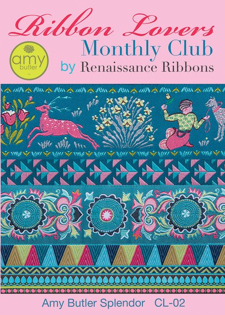 Ribbon Lovers Monthly Collection...September