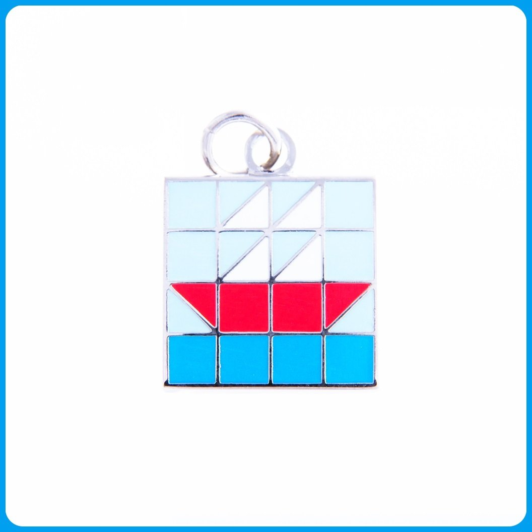 Quilt Charm...Sailboat