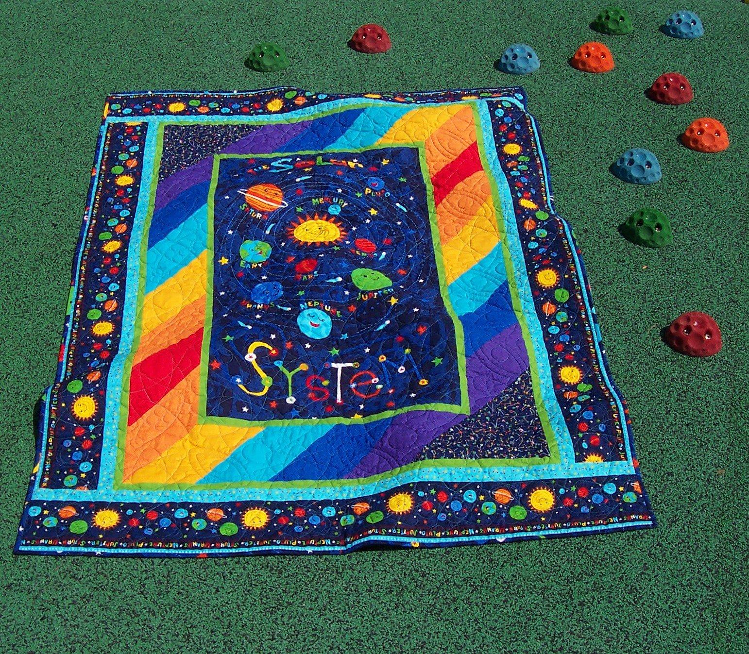 Solar System...Quilt KIT