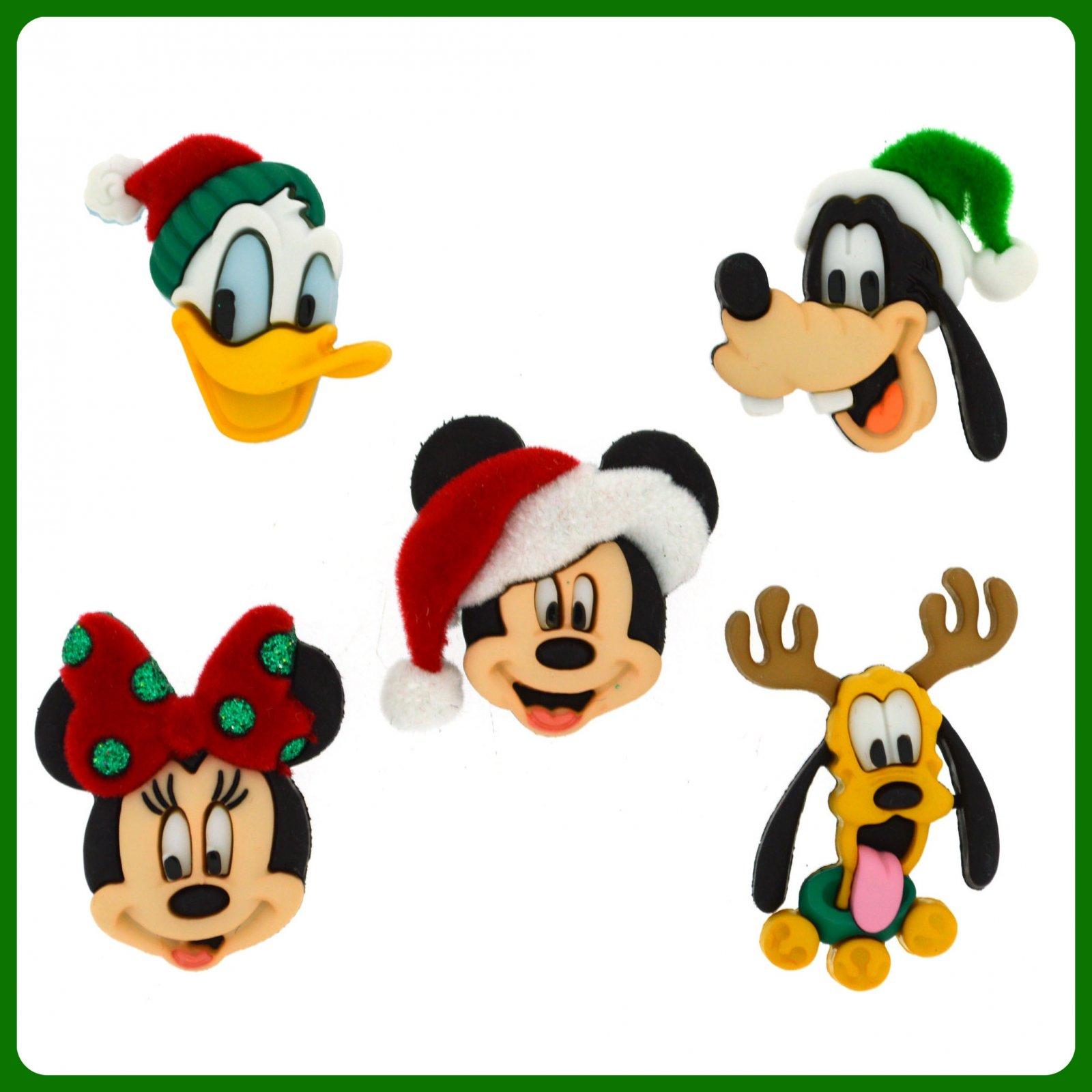 Disney...Holiday Heads