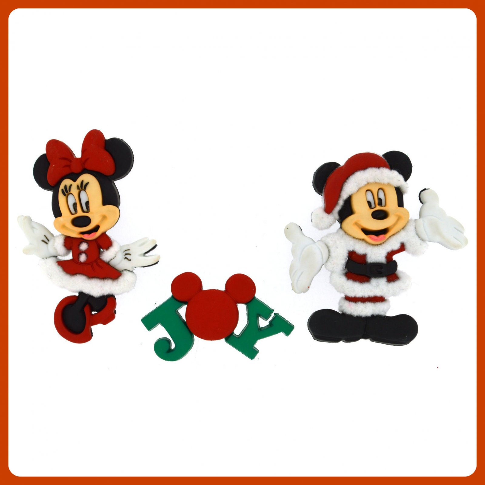Disney...Holiday Mickey & Minnie