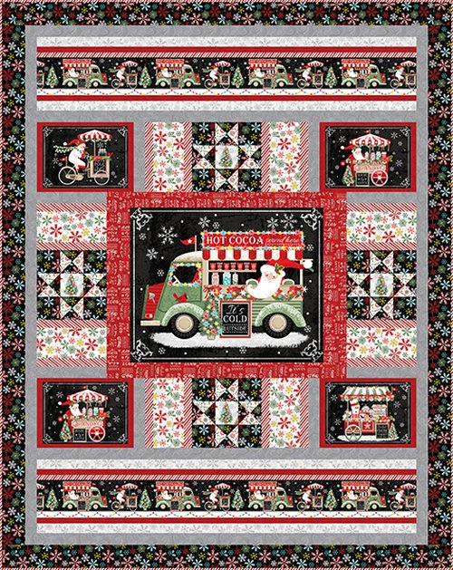 Yuletide Cheer...Project Pattern