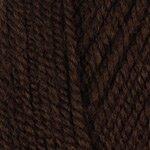 encore worsted 599 deep brown