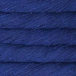 malabrigo dos tierras 415 matisse blue