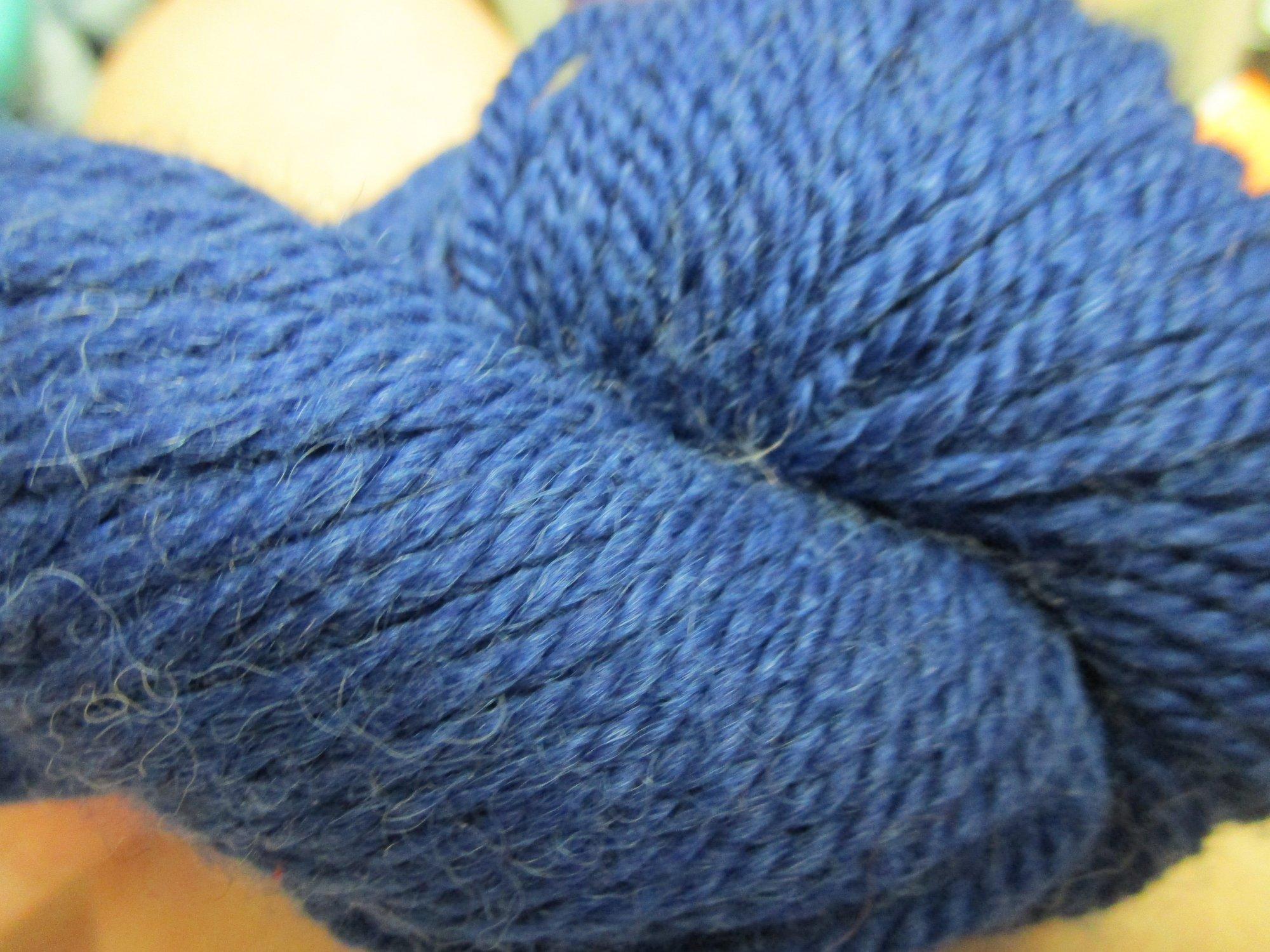weepaca - blue bird