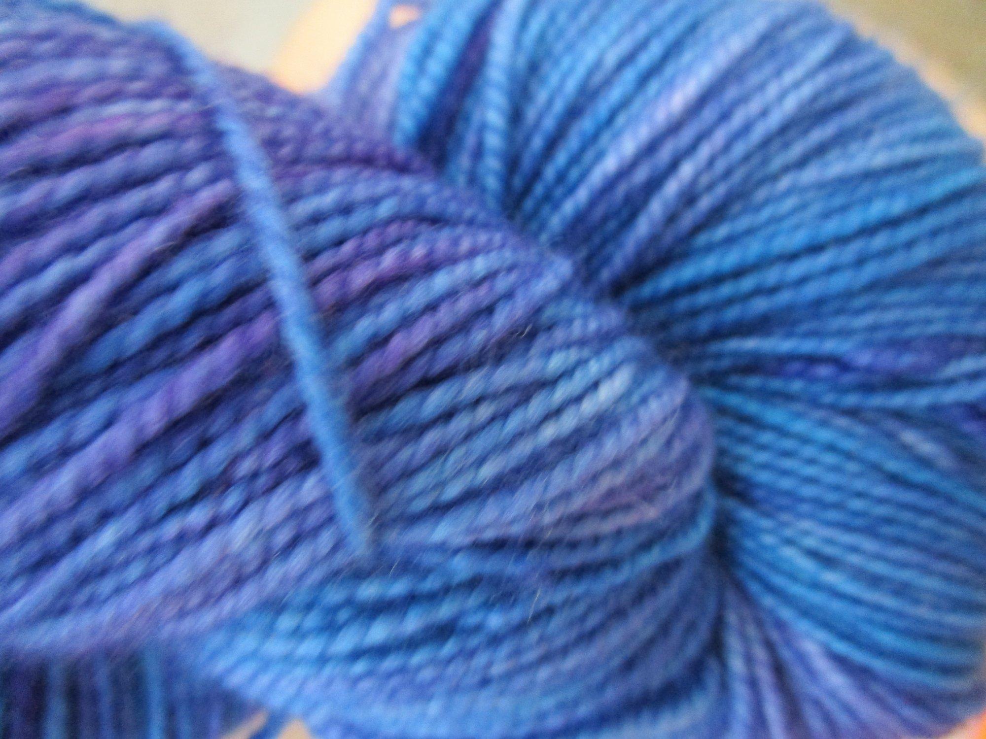 vivacious 4 ply peacock