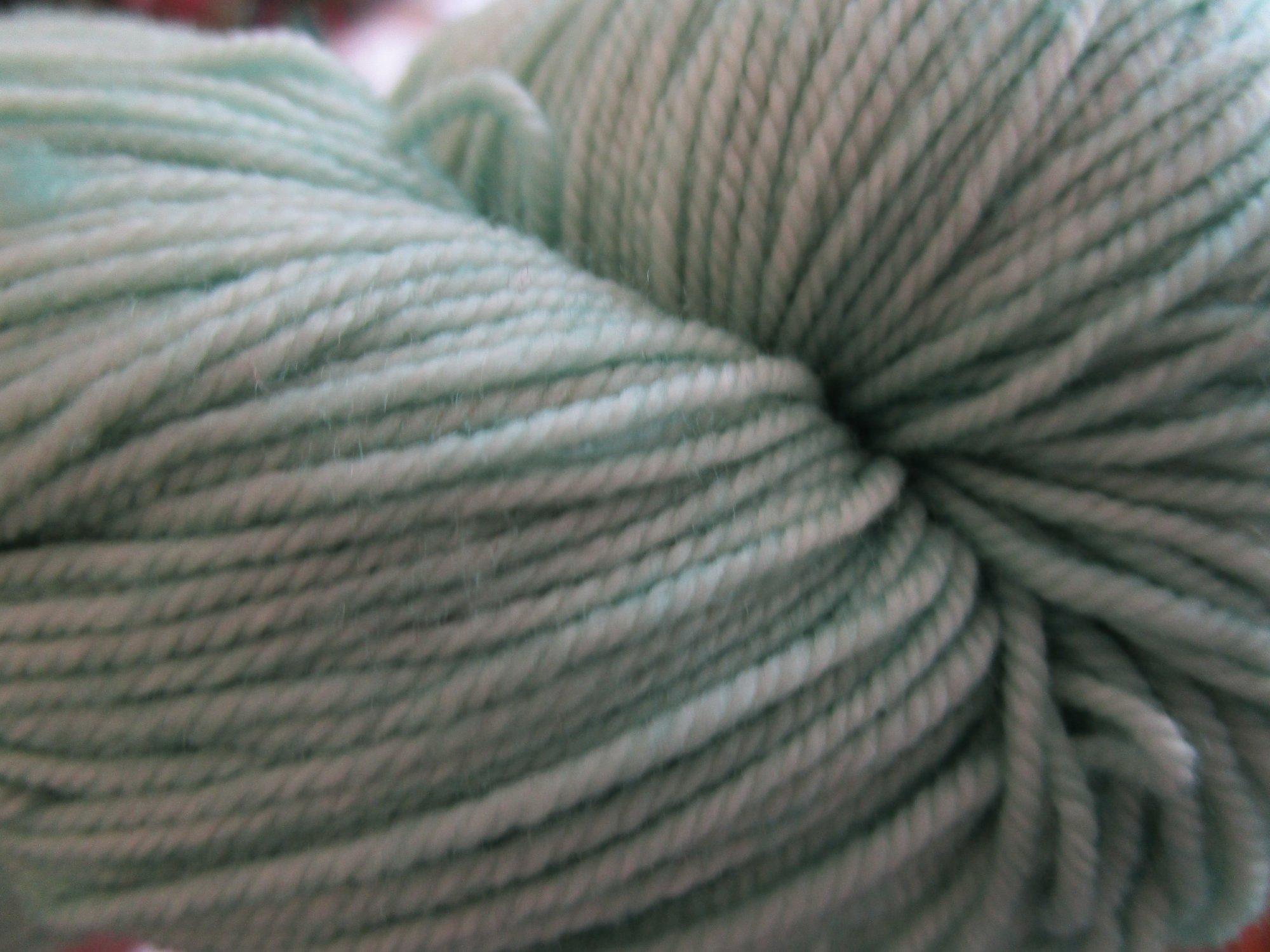 malabrigo - sock water green 083