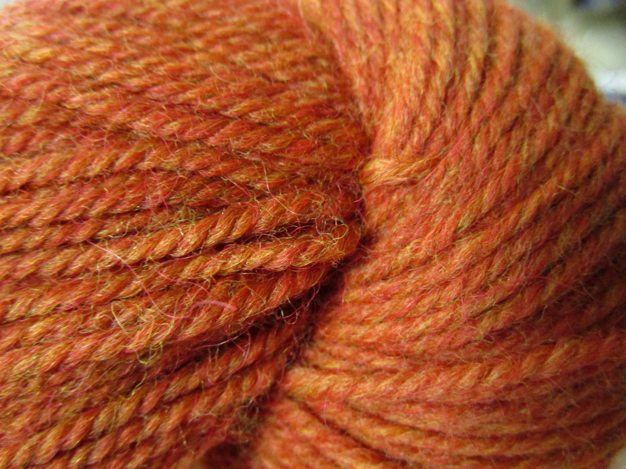 ultra alpaca - candied yam mix 6268