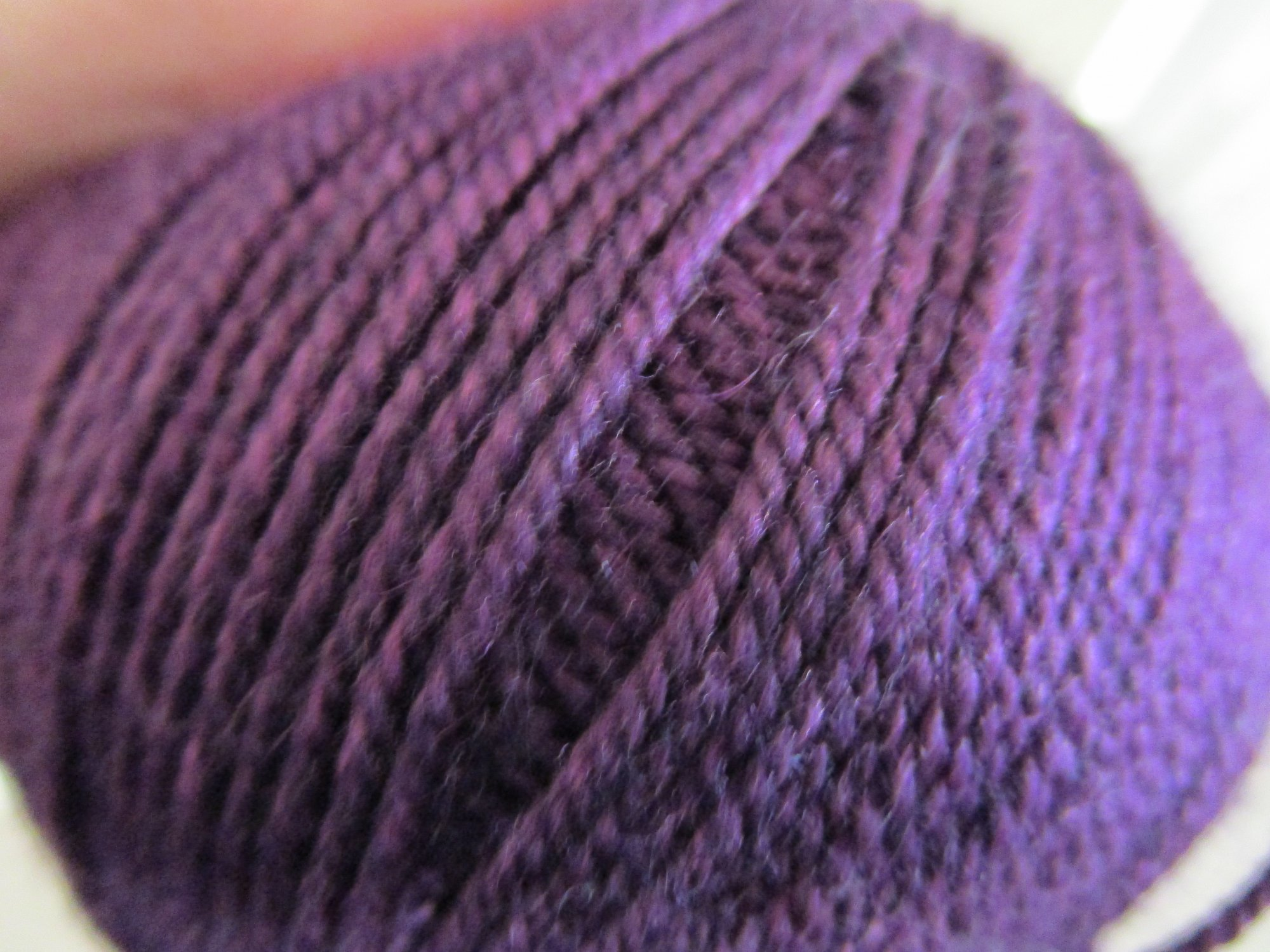 cuzco cashmere deep purple 15