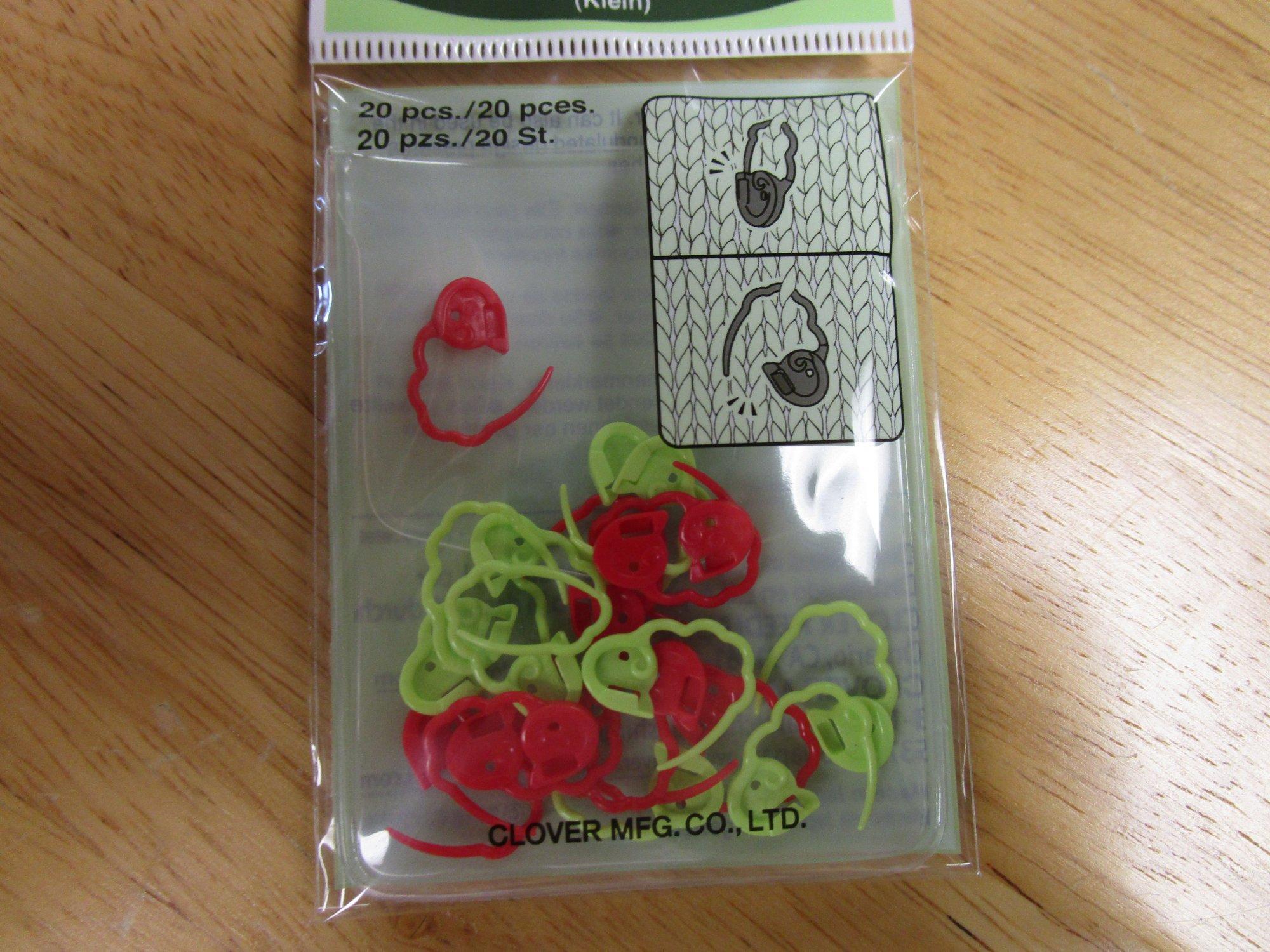 quick lock stitch markers 3030