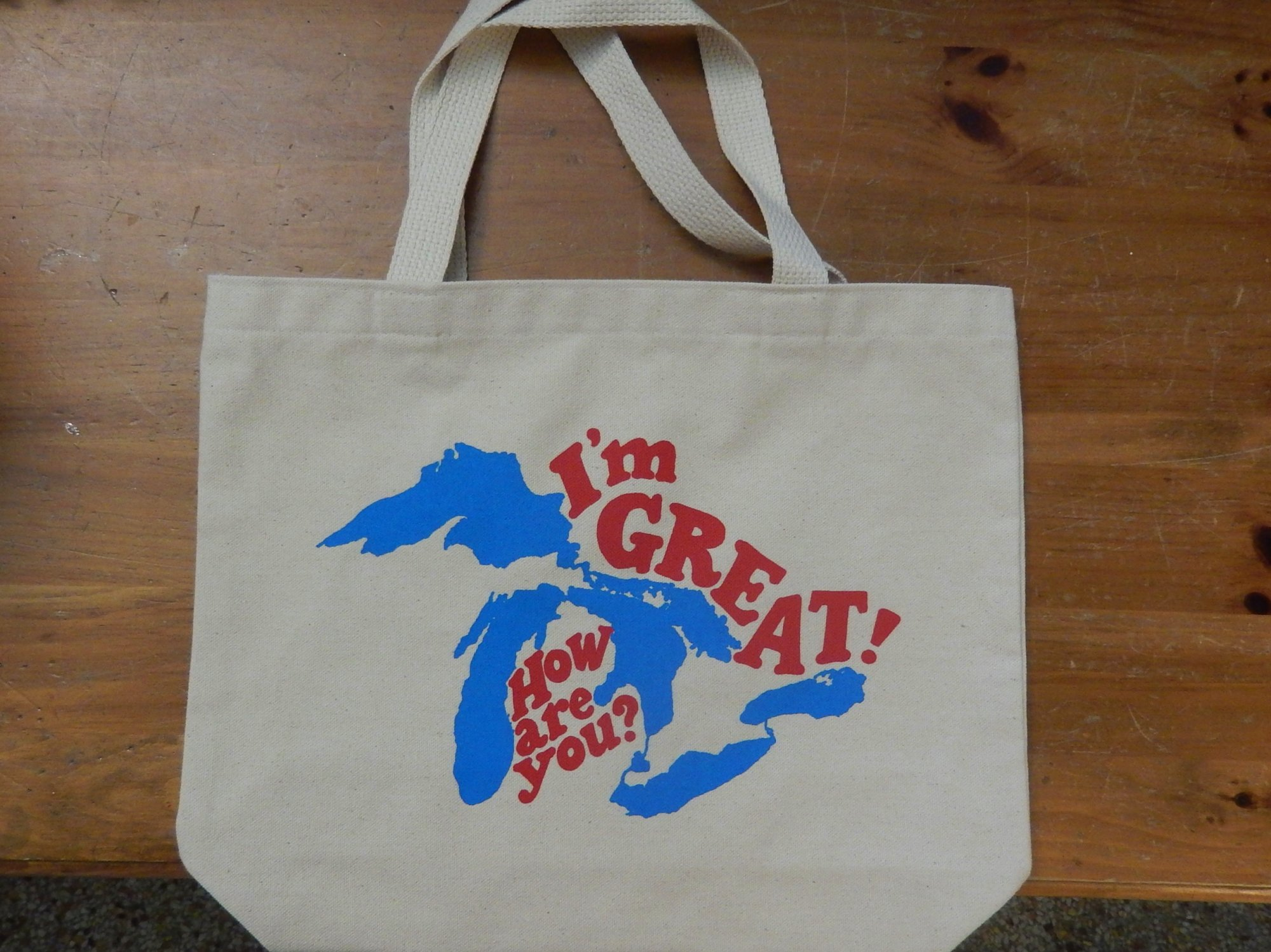 I'm Great! Tote