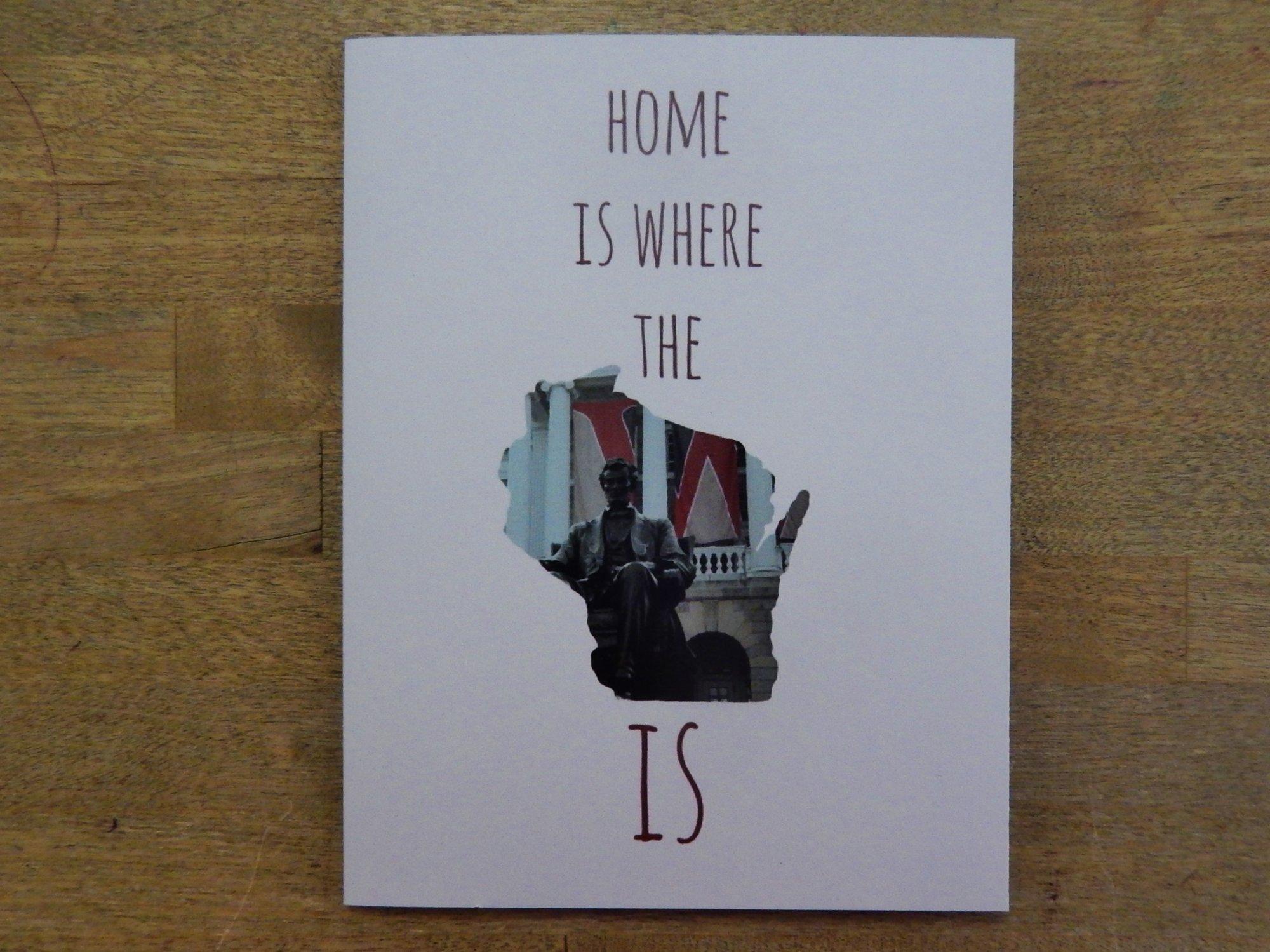 Home is Bascom Card