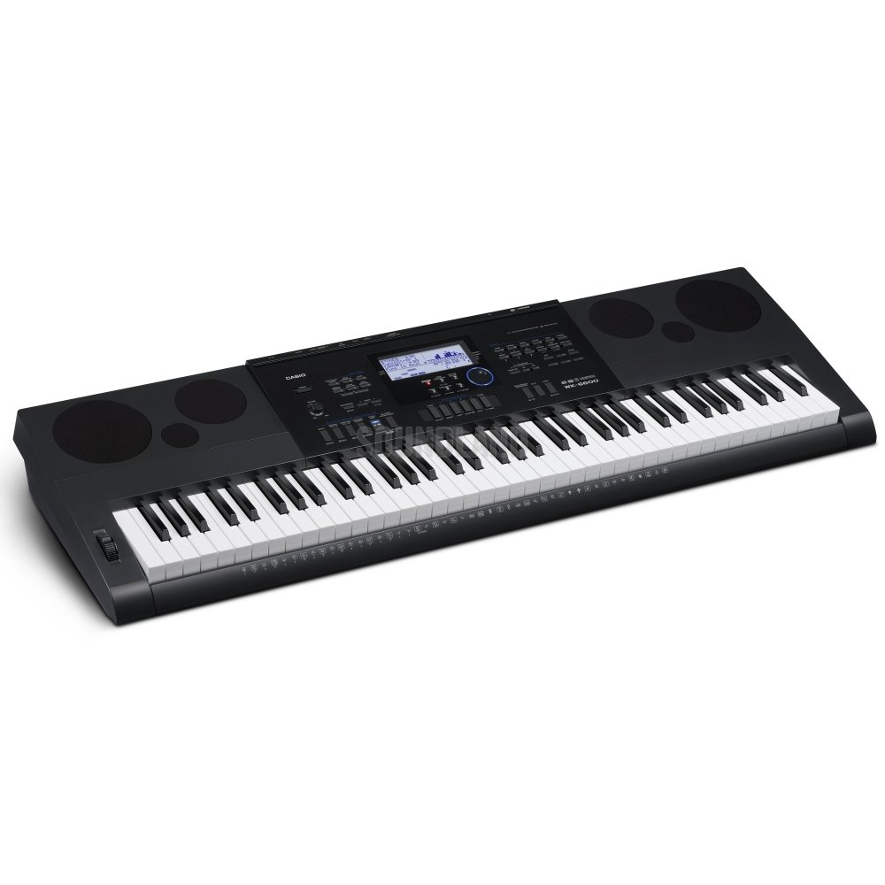 CASIO WK6600 76-Key Portable Arranger
