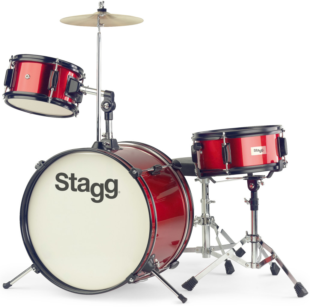 STAGG JR KT3 3 Piece Junior Kit