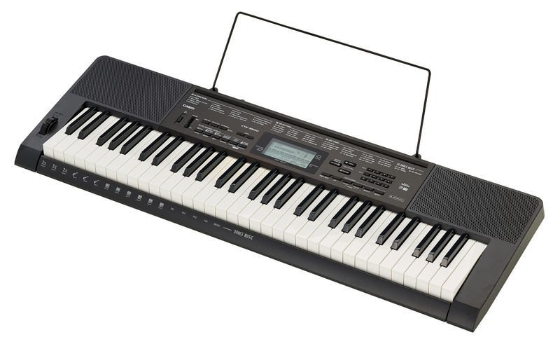 CASIO CTK-3500 61-Key Portable Keyboard
