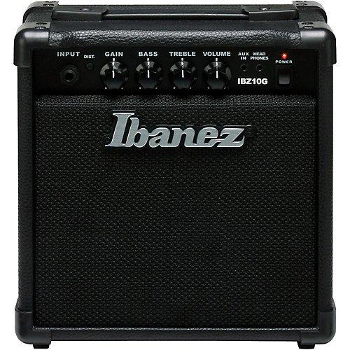 IBANEZ IBZ10G 10 Watt Electric Guitar Amp