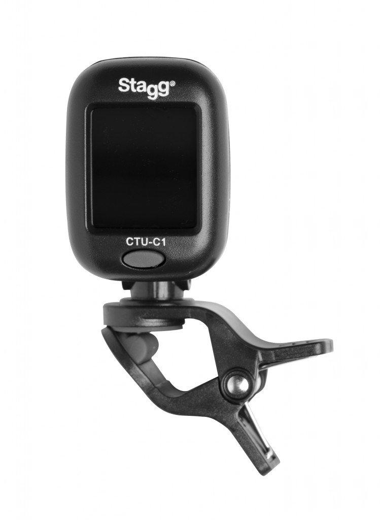 STAGG CTU-C1 Chromatic Clip Tuner