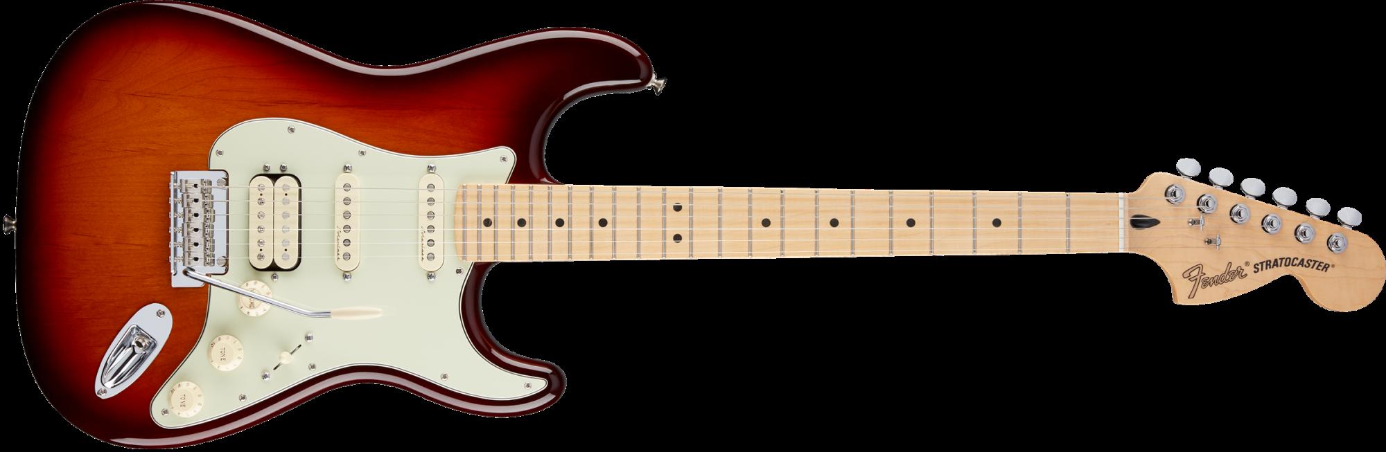 Fender Stratocaster Deluxe HSS