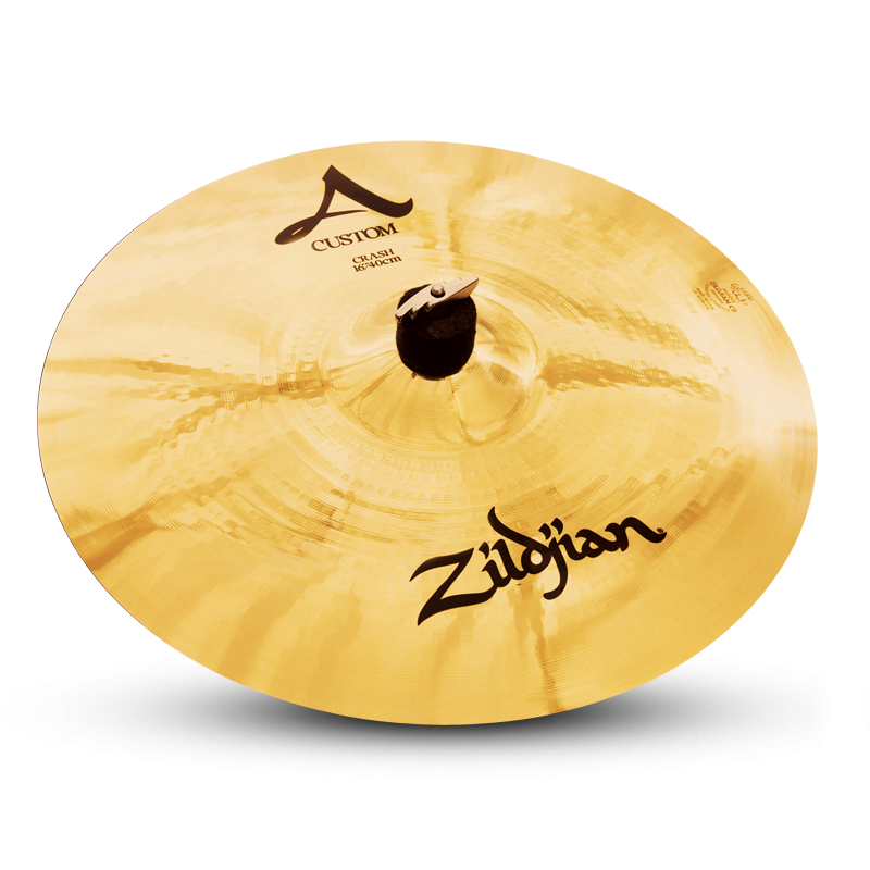 Zildjian A Custom Series 16 Medium Thin Crash