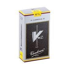 Vandoren V-12 Bb Clarinet Reeds 10/Box