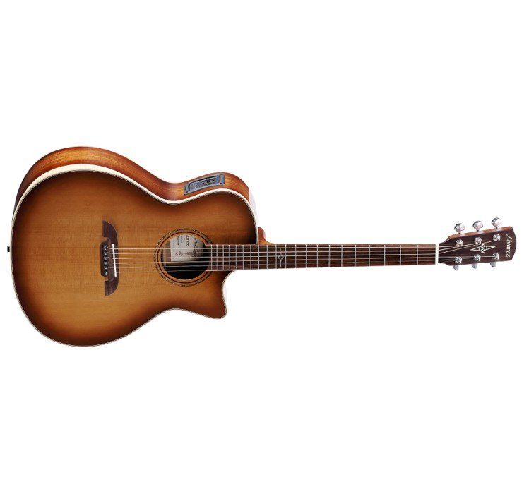 Alvarez AGA95CEARSHB Artist Elite Grand Auditorium Acoustic/Electric