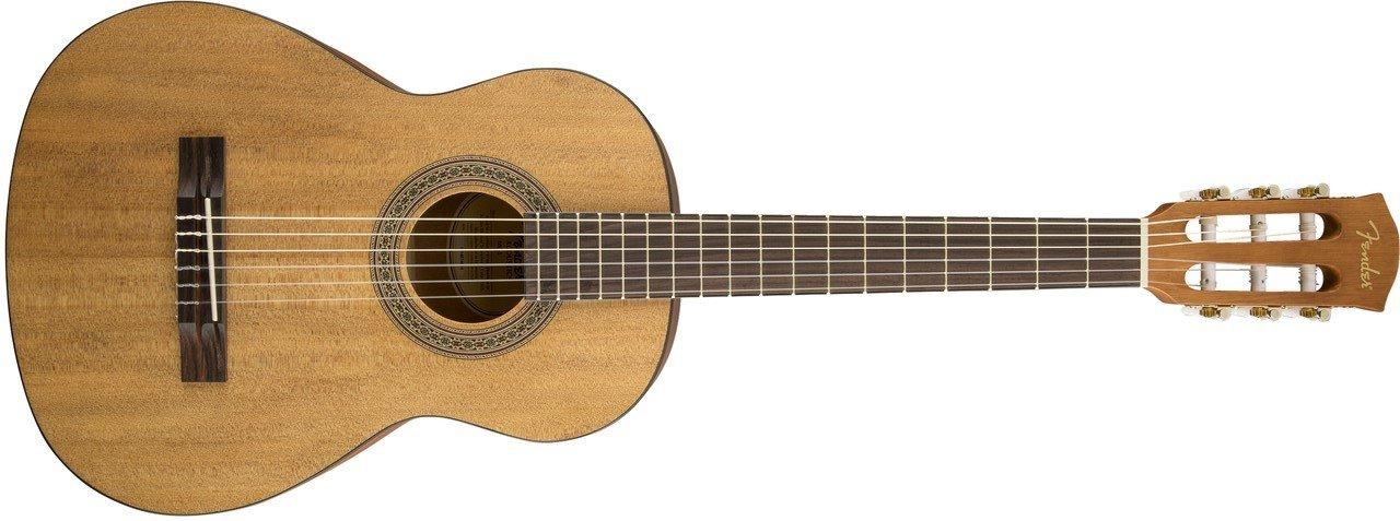 Fender FA15N Nylon 3/4 Size Guitar - 885978902309
