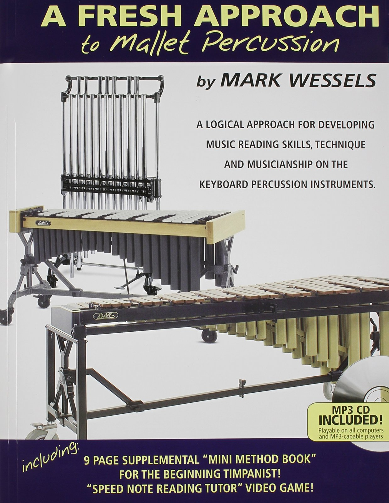 Fresh Approach to Mallet Percussion w/CD