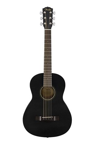 Fender Matte Black MA-1 3/4