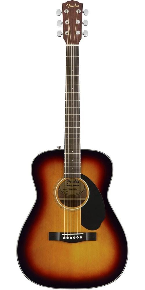 Fender Sunburst CC-60s Concert Acoustic