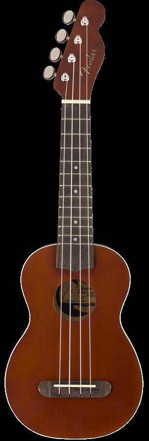 Fender Venice Soprano Natural Ukulele