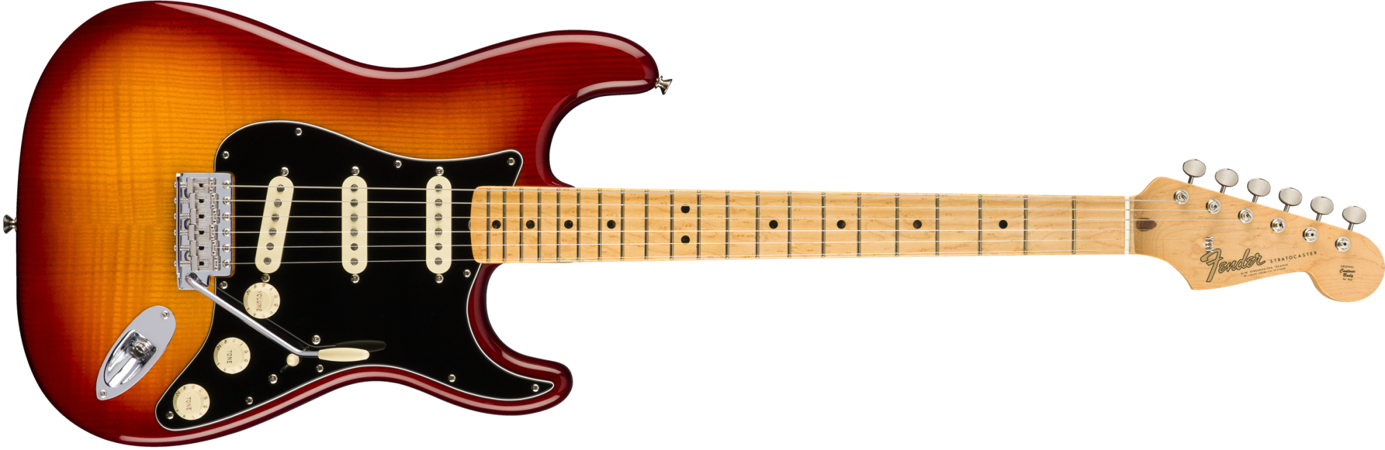 Fender Stratocaster Rarities Flame Ash Top Limited Ed.