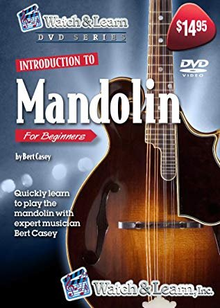 Intro to Mandolin DVD