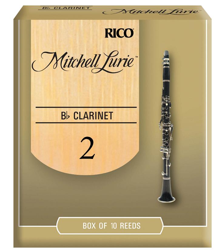 Mitchell Lurie Bb Clarinet Reeds - 10 Box