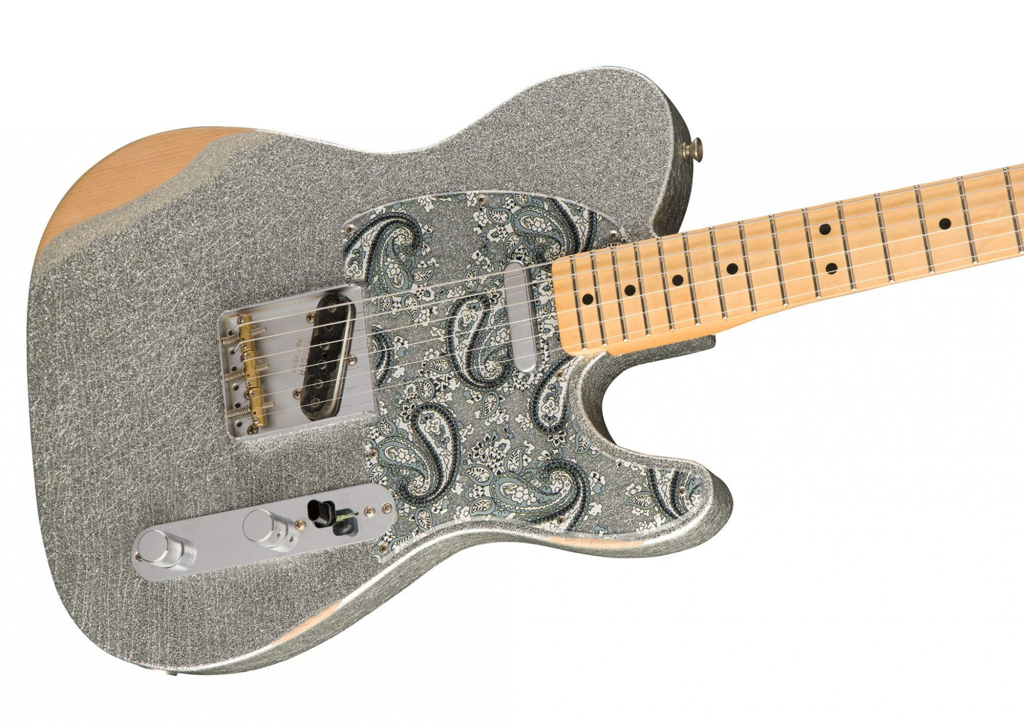 Fender Brad Paisley Roadworn Telecaster