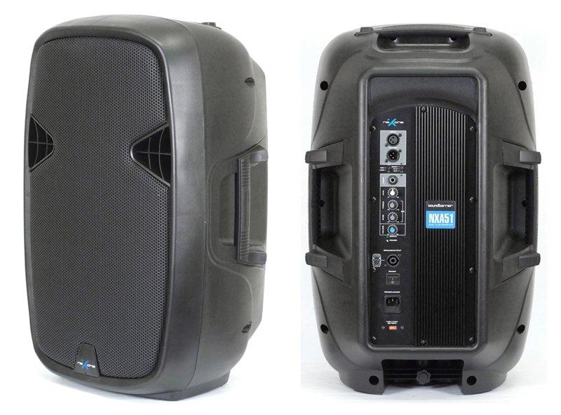 Soundbarrier 15 Active PA Speaker
