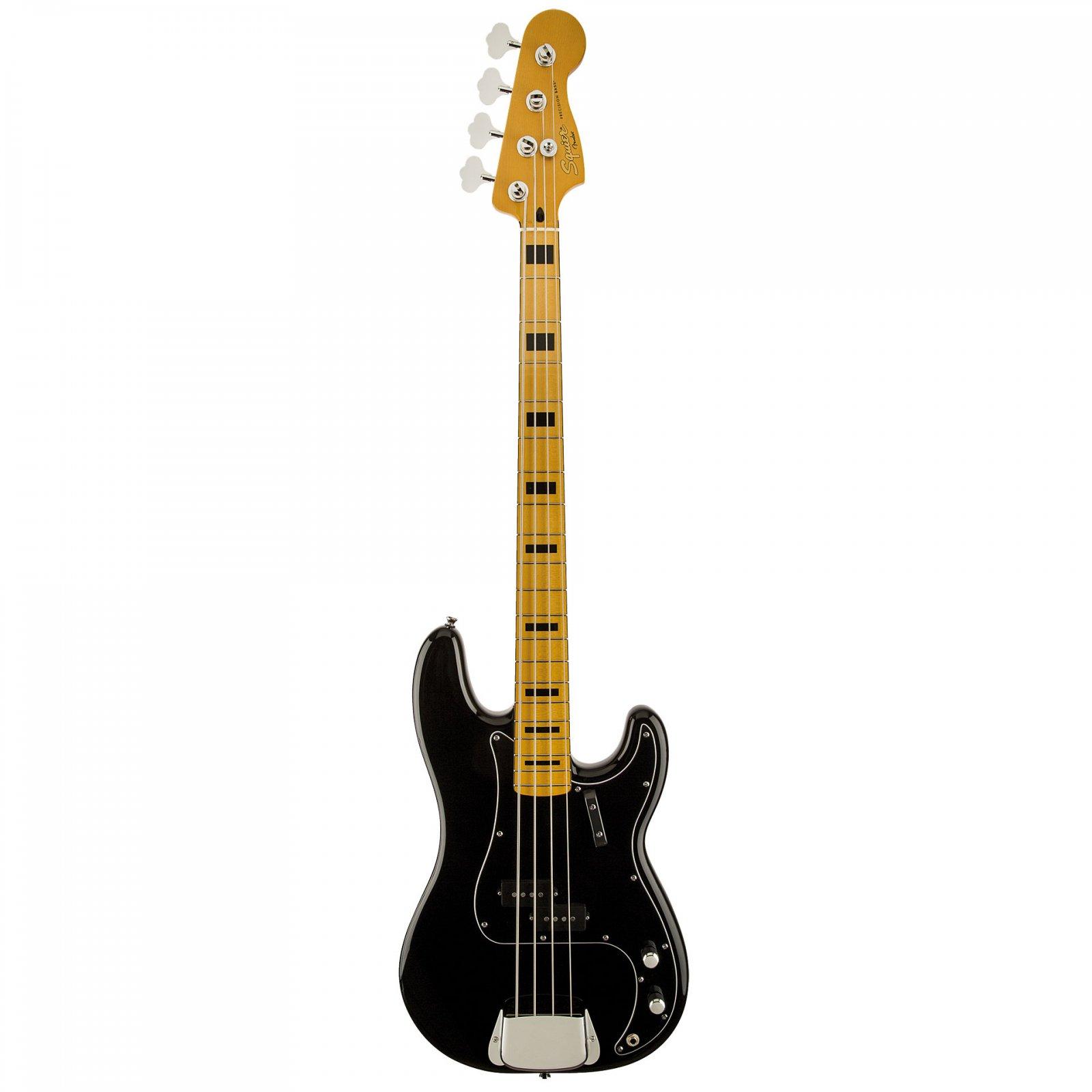 Squier Black Classic Vibe 70's P Bass