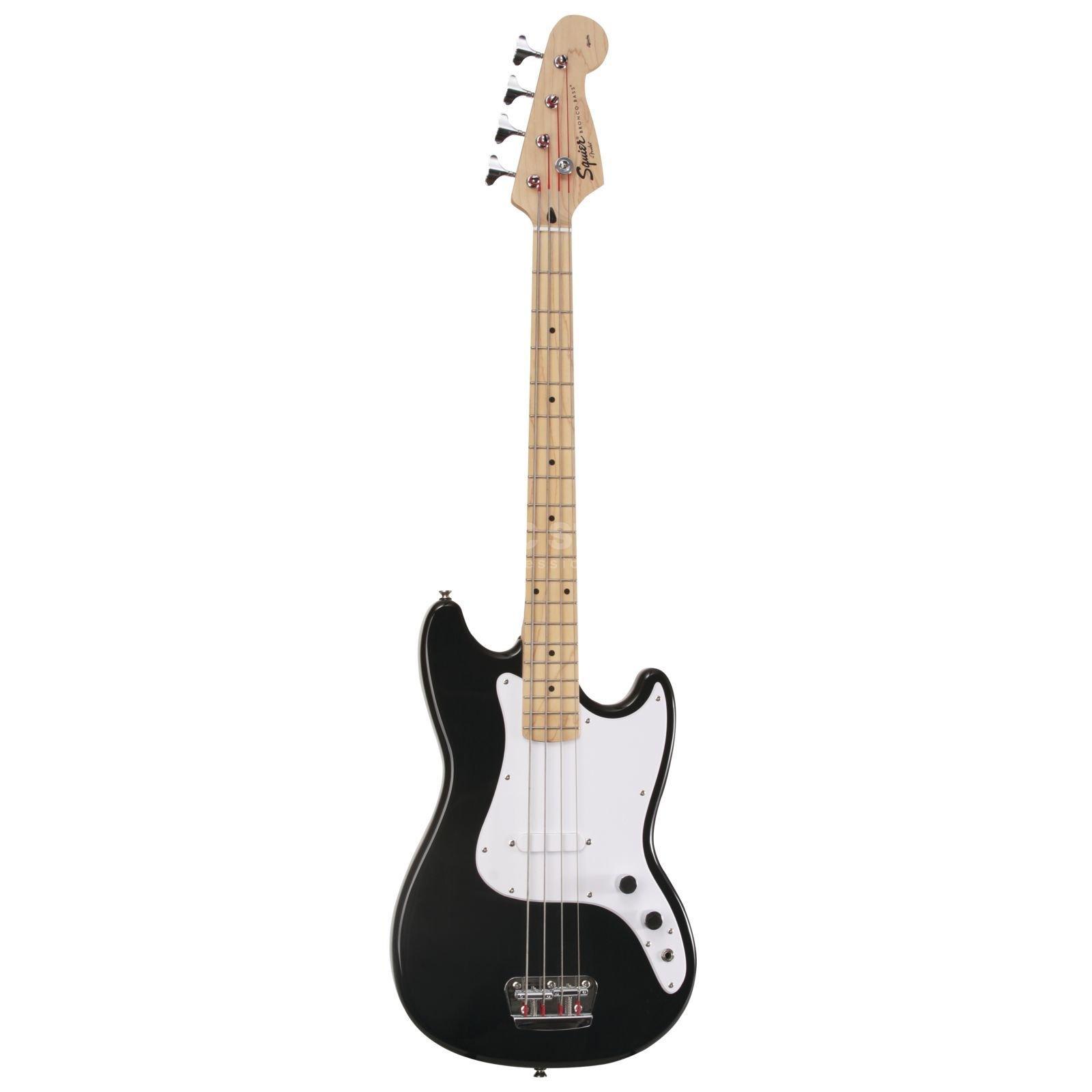 Squier Bronco Bass Black