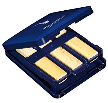 Vandoren Alto Sax 6 Reed Case