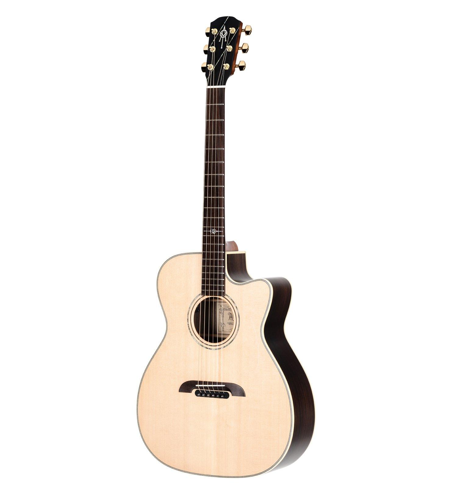 Alvarez Yairi WY1 Acoustic Electric Guitar Bob Weir Model