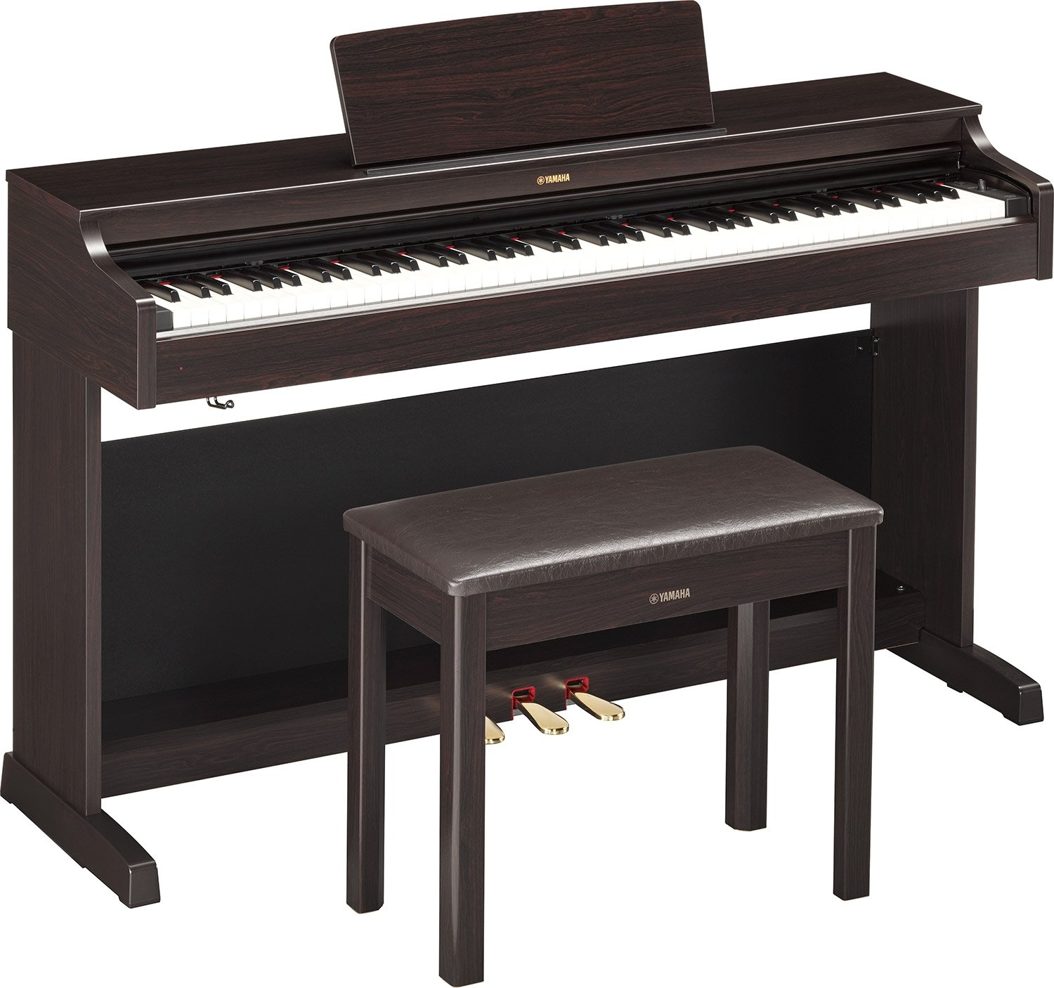 Yamaha Arius Console Digital Piano W/Bench