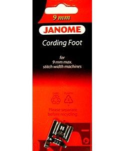 3-Way Cording Foot 9mm