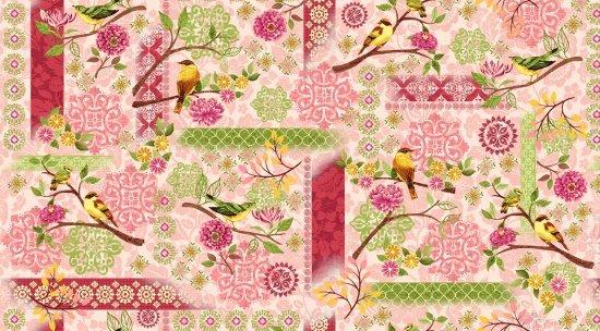 Jardiniere, Pink Colorway