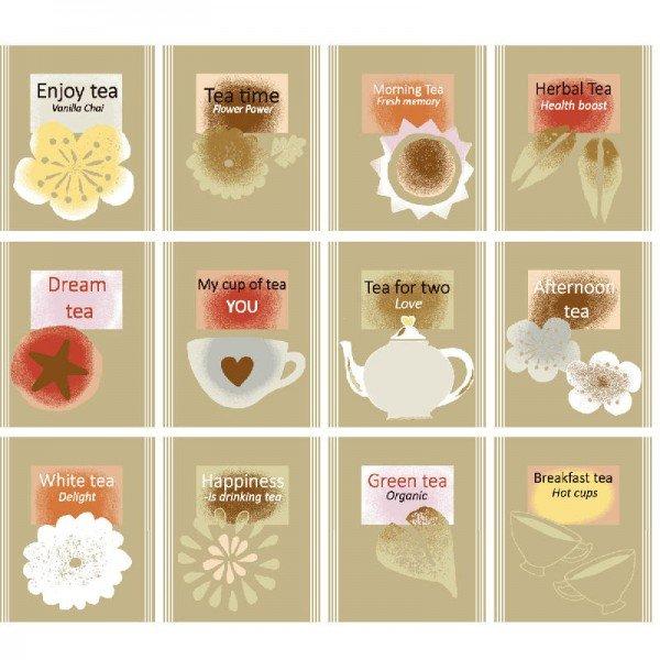 Five O'clock Tea Love Large