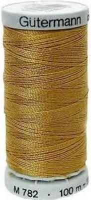 #1870 Gold  Gutermann Jeans Thread 100m